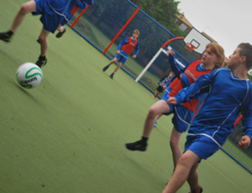 School MUGA could be the answer