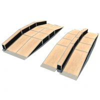 Inline with Driveway Ramp