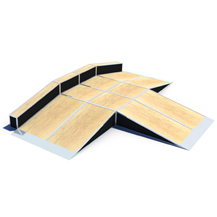 T-Shape Funbox with Driveway