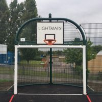 MUGA Built for a Primary School