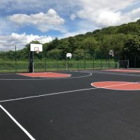Basketball Court MUGA