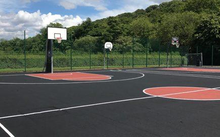 Basketball Court MUGA