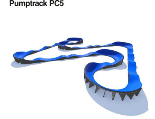 Pumptrack Le Mans PC5