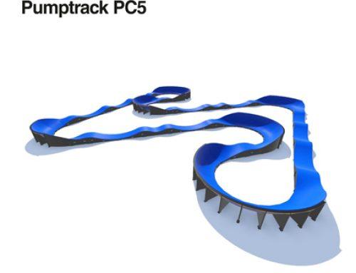 Pumptrack Le Mans PC5