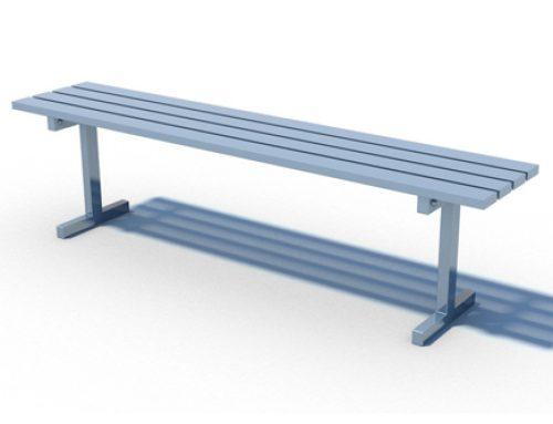 Flat Bar Bench