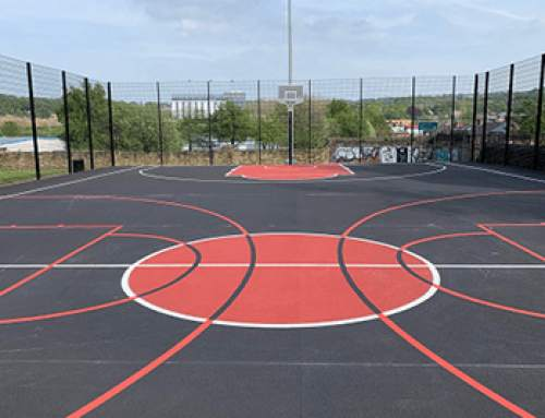 Basketball England and Lightmain To Open Basketball Court