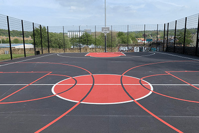 Basketball England and Lightmain To Open Basketball Court