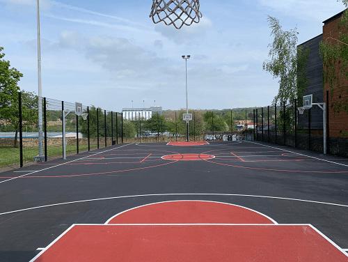 Basketball England Child POV