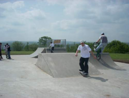 Get Kids Skateboarding With Our Skate Park Equipment