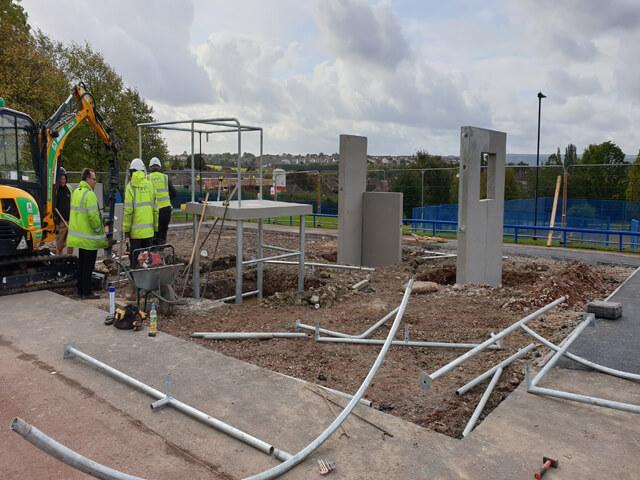 BMX Park Renovation UK