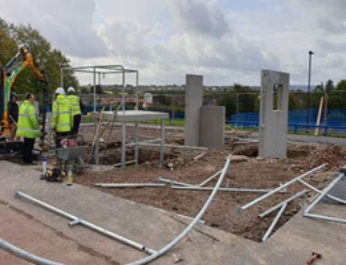 Colley Park Improvements