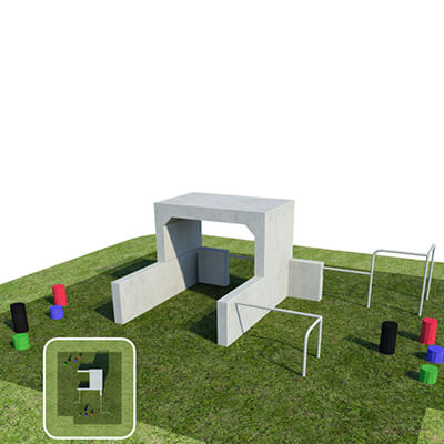 Parkour Free Running Pitch