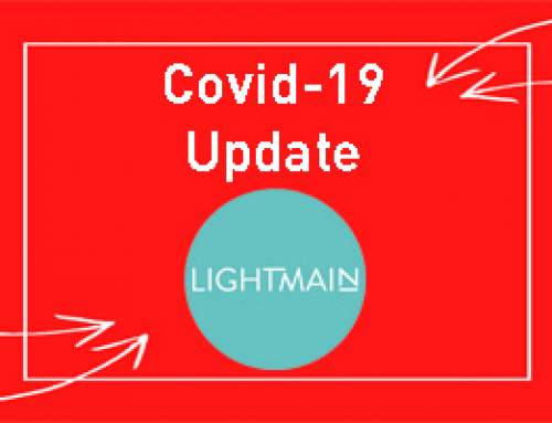 Covid-19- Latest Lightmain Update