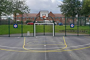 Lightmain MUGA Example